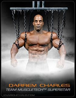 Anabolic Halo Pro series Muscletech