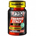 Thermo Stack Gold 90 cpr. Pro Muscle