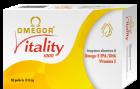 Omegor Vitality 30 Perle Net Integratori