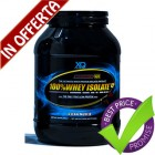 100% Whey Isolate 900 gr. XQ Pharma
