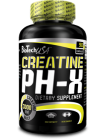 Creatine PH-X - 210 cps Biotech Usa