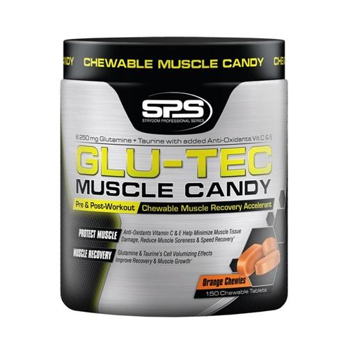 Muscle Candy Glu-Tec 150 chews SPS
