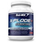X-Plode + Hardcore 400 gr. Sci-Mx