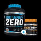 Iso Whey Zero 2,27 Kg + Nitronx Therapy 340 gr. OMAGGIO