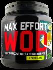 Max Effort WOD 300 gr. Net Integratori